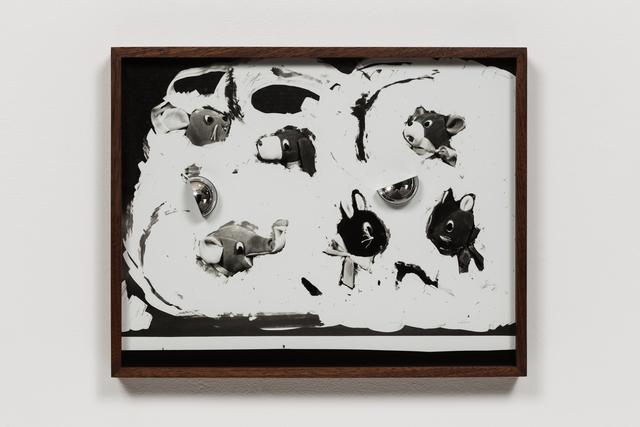 , 'Untitled (Velveteen Animals),' 2014, 303 Gallery