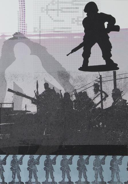 , 'Untitled, Heroes Series,' 2014, C.A.M Galeri