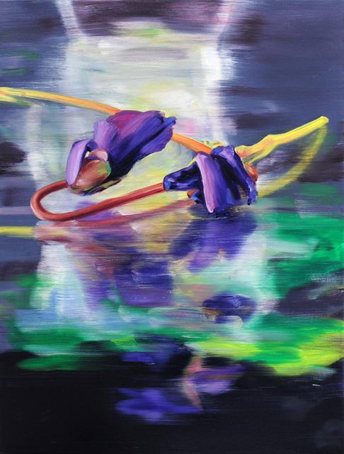 , 'Violets,' 2017, Hosfelt Gallery