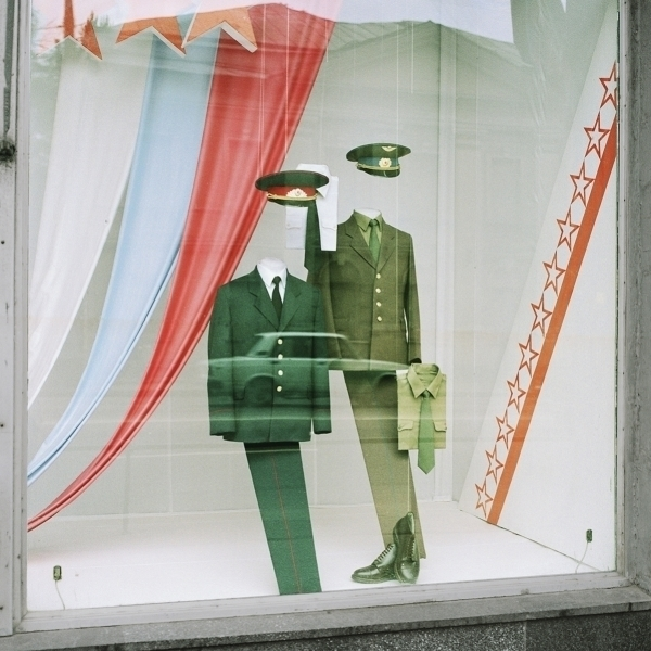 , 'Uniforms, Moscow, 1990,' 2013, De Luca Fine Art Gallery