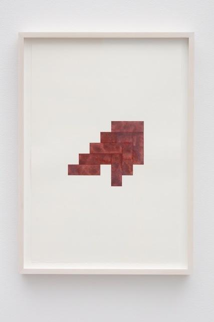 , 'Floor III,' 2016, Sean Kelly Gallery