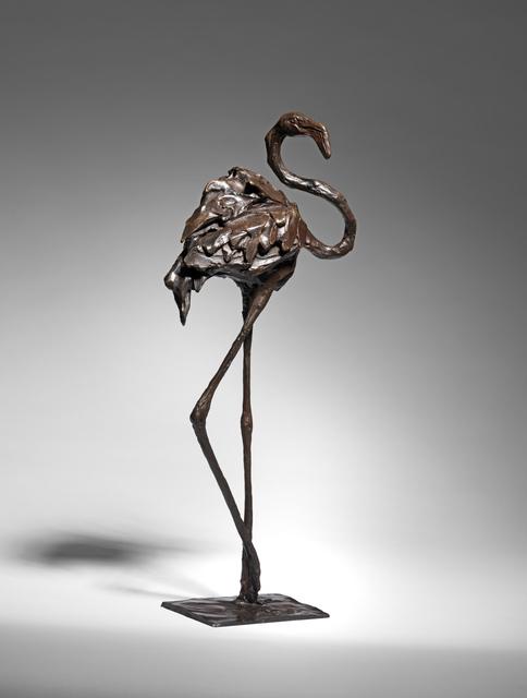 , 'Standing Flamingo,' 2017, Sladmore Contemporary