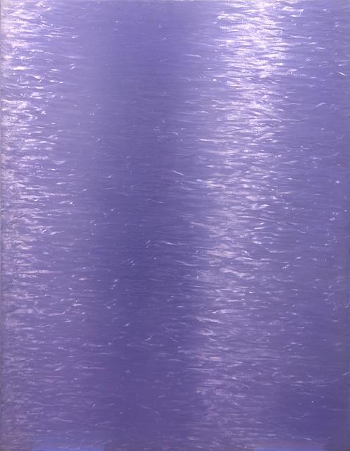 , '2001-6 lavender,' 2001, George Lawson Gallery
