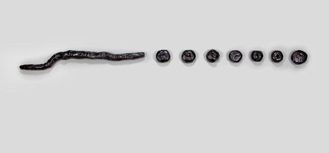 , '7 + 1, from Objeto Escultórico (Sculptural/Object) series,' 1999, Galleria Raffaella Cortese