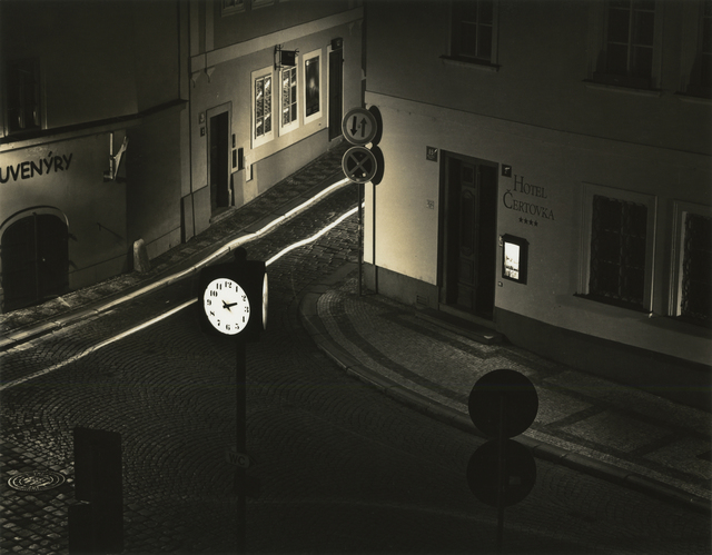 , 'At Night, Kafka,' 2012, Photography West Gallery