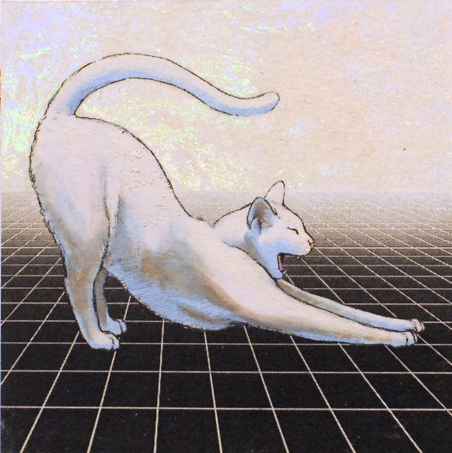 , 'Infinite Cat,' 2019, Deep Space Gallery