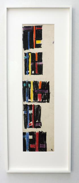 Aurelie Nemours, 'Etude - Re Rom 36', 1959, Galerie La Ligne
