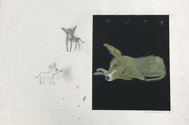 , 'Mutt,' 2003, Dog & Horse Fine Art