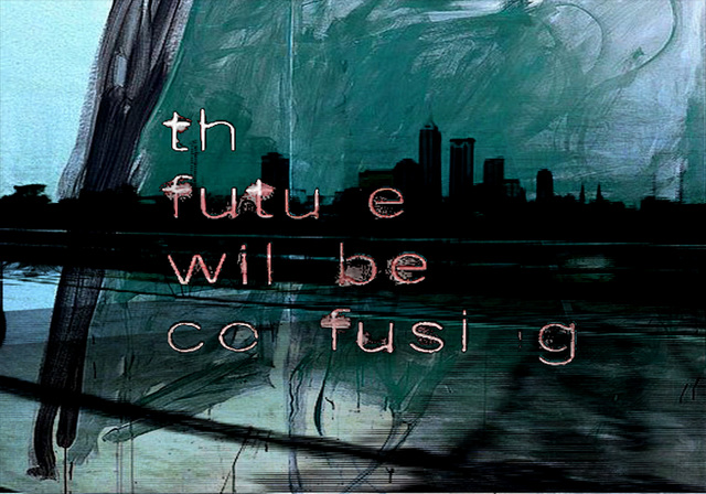 MICHEL TABANOU, 'THE FUTURE WILL BE CONSUSING', 2017, Poulpik Gallery