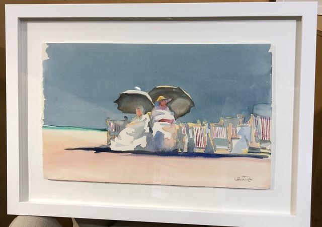 , 'Beach Scene XVIII,' 1980-1990, Galerie Bettina