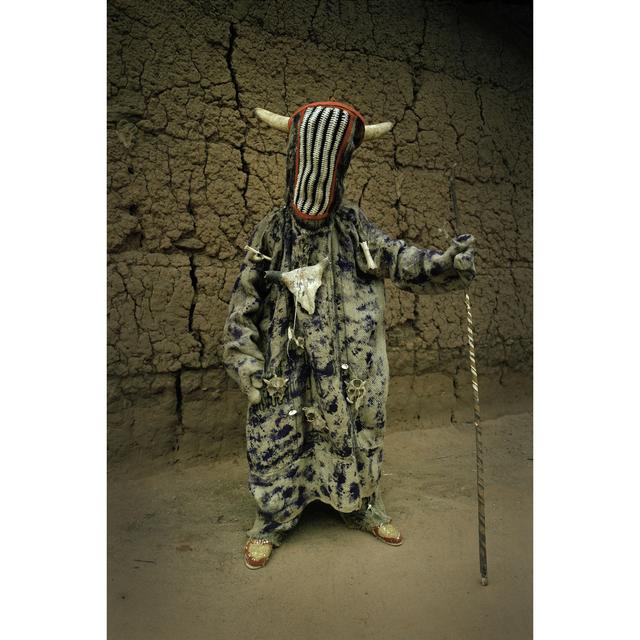 Leonce Raphael Agbodjelou, 'Untitled (Egungun series)', 2012, PIASA