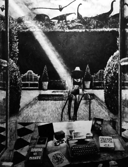 , 'Der siebte Tag,' 2018, Bernhard Knaus Fine Art