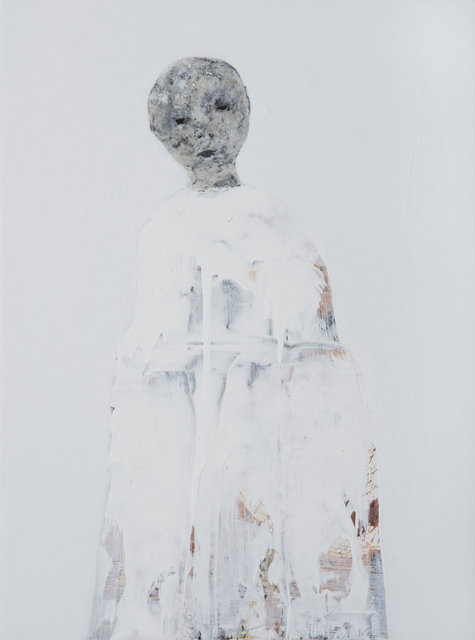 , 'The White Paintings No. 4,' 2018, Seager Gray Gallery