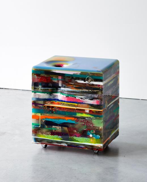 Markus Linnenbrink, '3VORTEILSTALER', 2011, Taubert Contemporary
