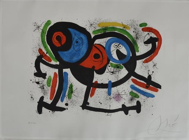 , 'La Triple Roue II,' 1981, Long-Sharp Gallery