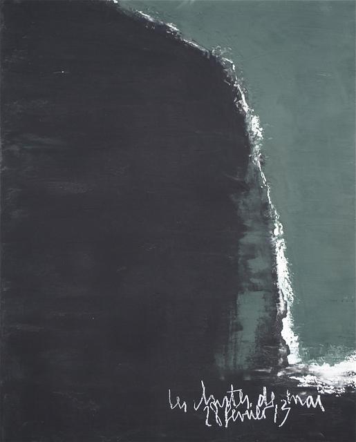, 'Les Chutes de Mai,' 2013, Galerie Linz
