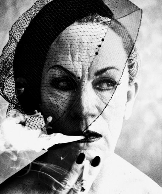 Sandro Miller, 'William Klein / Smoke and Veil, Paris (Vogue), 1958 ', 2014, Fahey/Klein Gallery