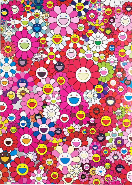 Takashi Murakami, 'An Homage to Monopink, 1960 A', 2012, Lougher Contemporary