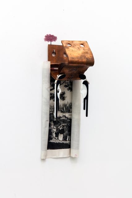 , 'La Chasse Par Force,' 2016, Tatjana Pieters