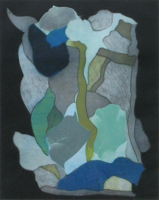 , 'Ilustraciones del libro de Efrain Bartolome 5,' , Galeria Oscar Roman