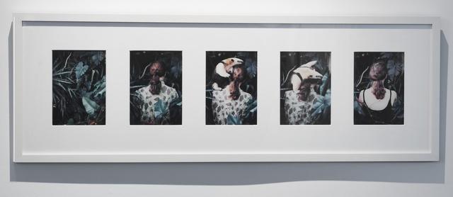 , 'Camouflage,' 1980, Henrique Faria Fine Art