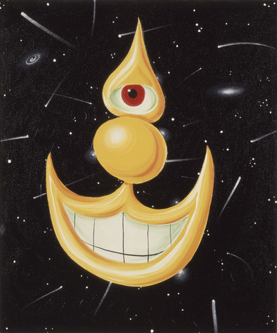Kenny Scharf, 'Space Happy', ArtStar