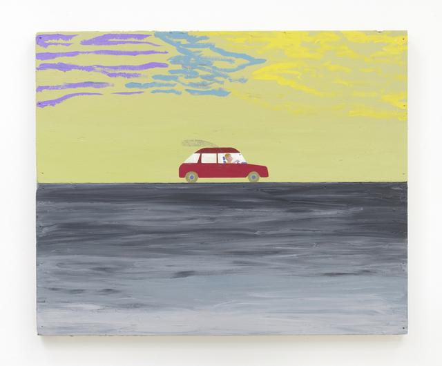 , 'Untitled no.3,' 2014, Galleri Nicolai Wallner