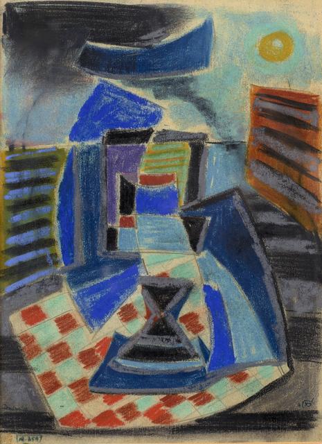 Werner Drewes, 'Japanese Memories', 1946, Debra Force Fine Art