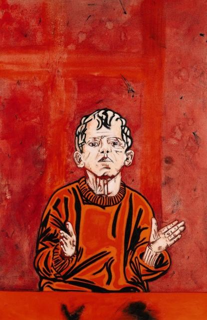 , 'Portrait Boy (PC912),' 1991, Ben Brown Fine Arts
