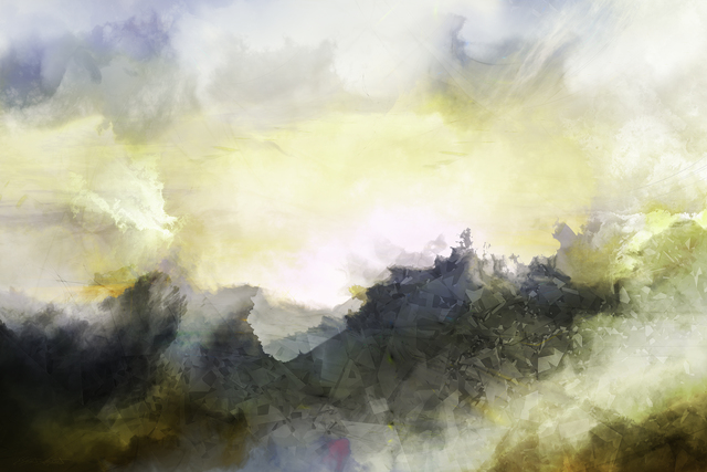 , 'Contingency,' 2016, Artêria