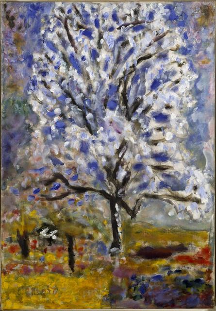 , 'L'Amandier en fleurs (The Almond Tree in Blossom),' 1946-1947, Musée d'Orsay