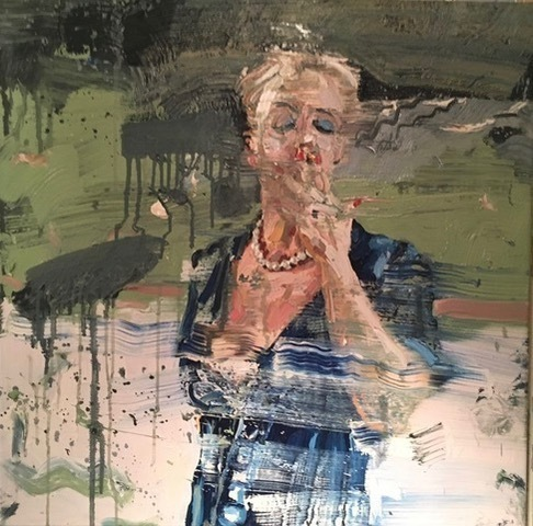 Tor-Arne Moen, 'Gone, Like Smoke in the Night', 2019, RJD Gallery