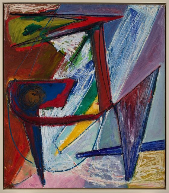 John Little, 'The Aggressor', 1946, Berry Campbell Gallery