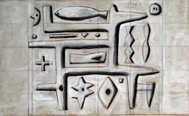 , 'Composition with white,' 1963, Cecilia de Torres Ltd.