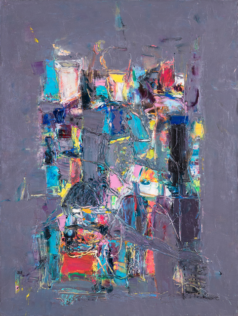 , 'Interior,' 2017, ArtWizard