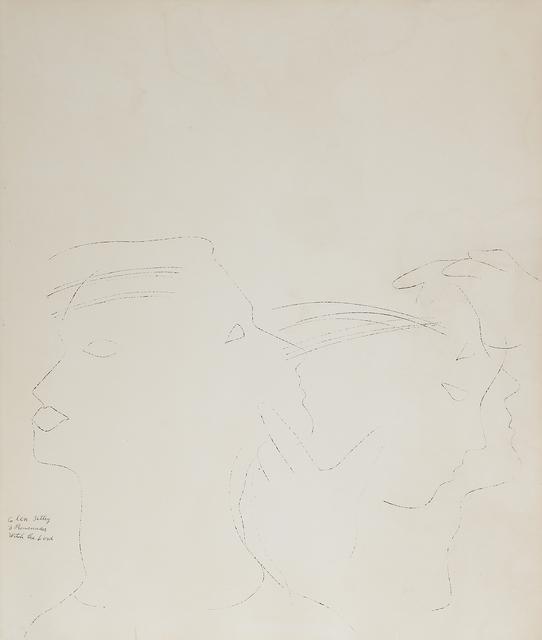 Andy Warhol, 'Dancers', ca. 1954, Rago