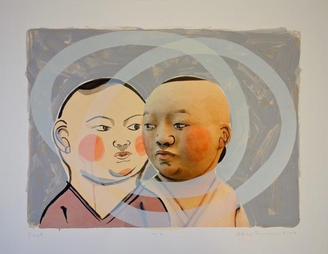 , 'Duet,' 2009, Duane Reed Gallery