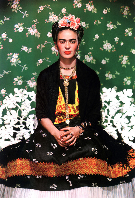 , 'Frida Kahlo on Bench, 2nd Edition,' 1939, PDNB Gallery