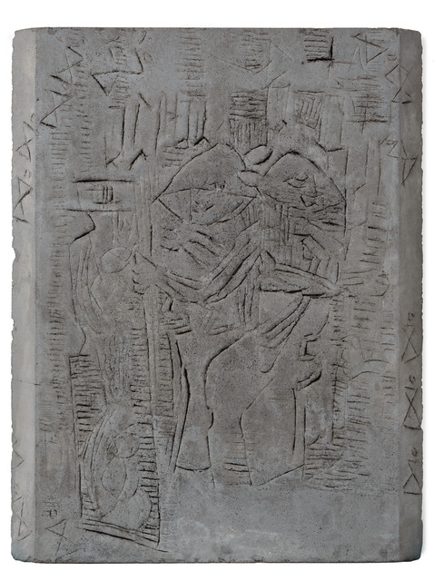 , 'Roddarmadamer/Kvinnopelaren,' 1956, Andréhn-Schiptjenko