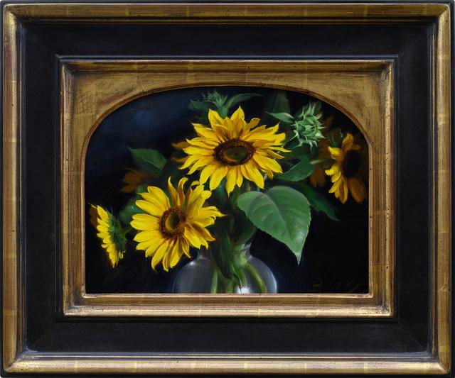 , 'Sunflowers,' 2018, ARCADIA CONTEMPORARY
