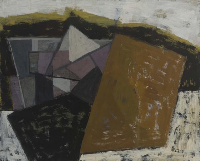 , 'Porthmeor,' 1954, Waterhouse & Dodd