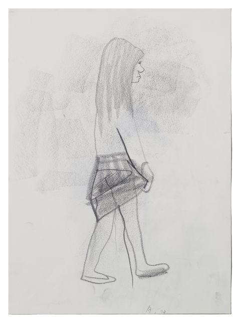 Siegfried Anzinger, 'Untitled', 2017, GOLESTANI