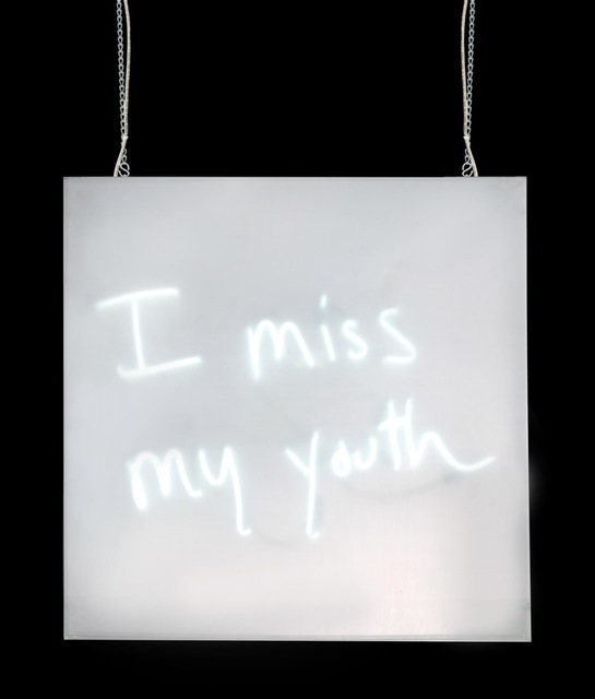 , 'I Miss My Youth….,' 2016, Robert Fontaine Gallery
