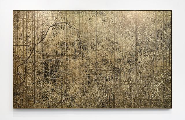 , 'Connectifs 2D,' 2017, CHOI&LAGER