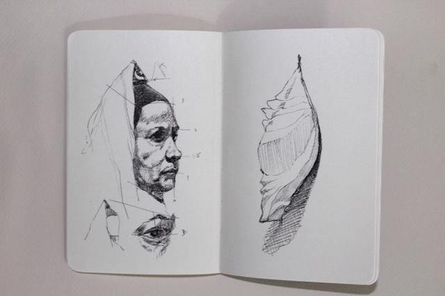 , 'Notebook No.VIII,' 2016, Selma Feriani Gallery