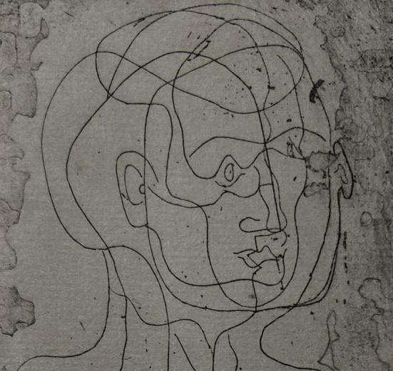 Pablo Picasso, 'Tête d'homme', 1922-1923, Capsule Gallery Auction