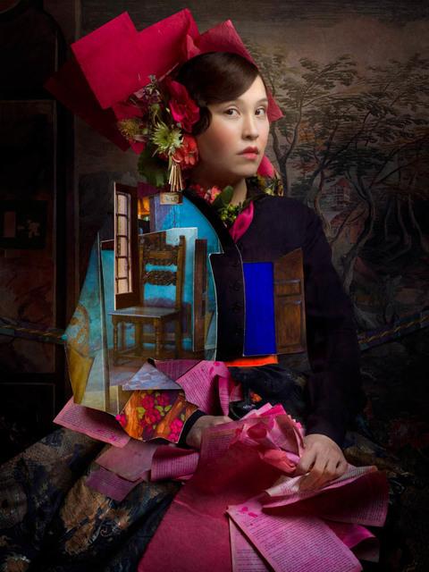 Cooper & Gorfer, 'Setara with Dostoevsky', 2018, Photography, Archival pigment print, Larsen Warner