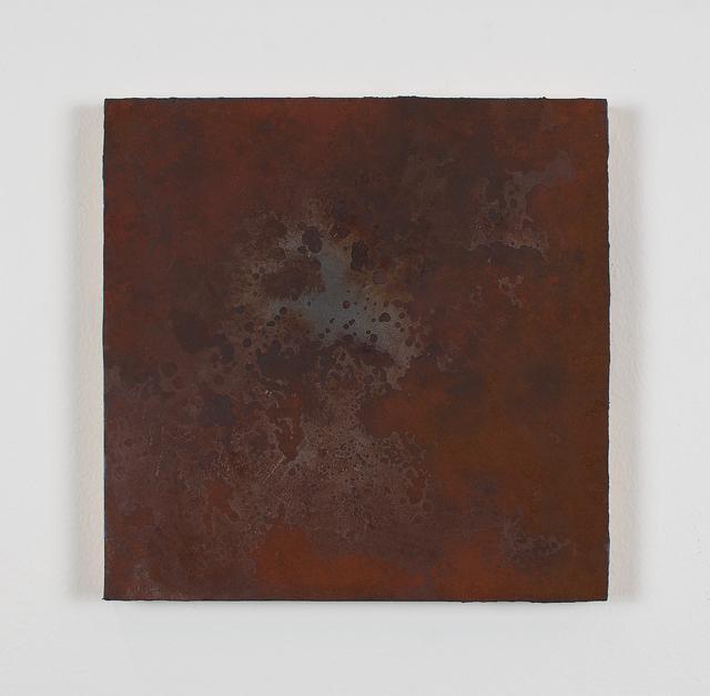 , 'Scrap Plate 2,' 2018, Lyons Wier Gallery