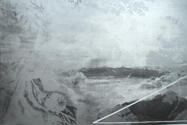 , 'Les 3 théories series,' 2012, Galerie Les filles du calvaire