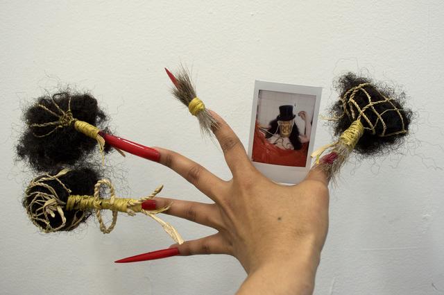 , 'Bone Thrower (B),' 2018, Koplin Del Rio